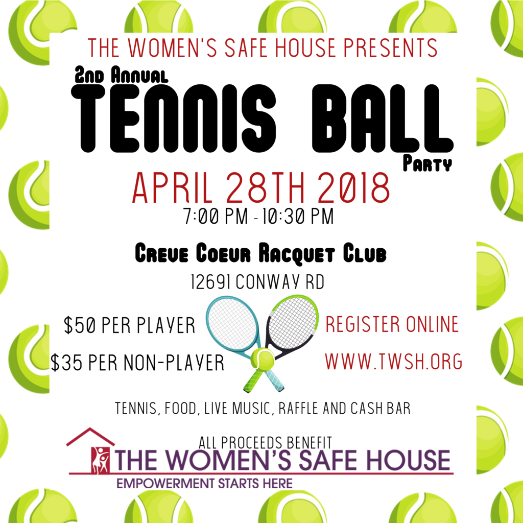 The Tennis Ball Party