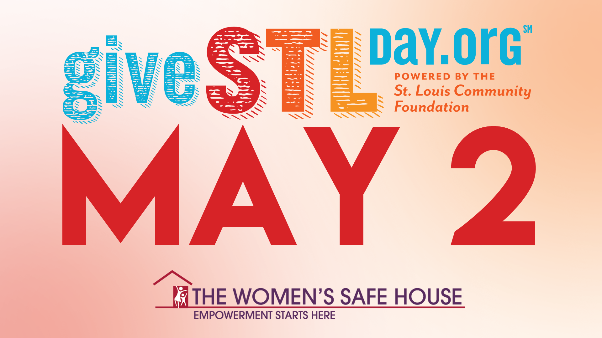 Give STL Day 2018 - The Women's Safe House